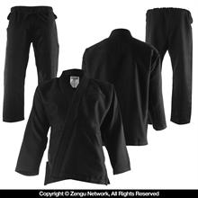 93 Brand 93 Brand Standard Issue Black BJJ Gi